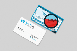 Business Card - Jeremy Said