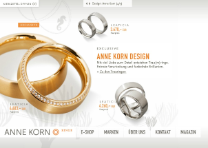 Anne Korn - RingShop